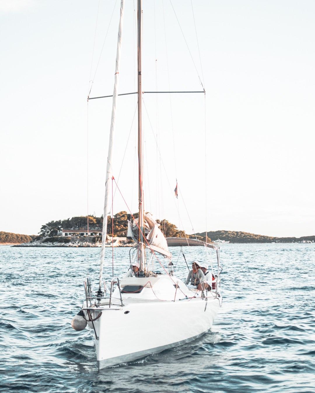 sailboat scandinavian