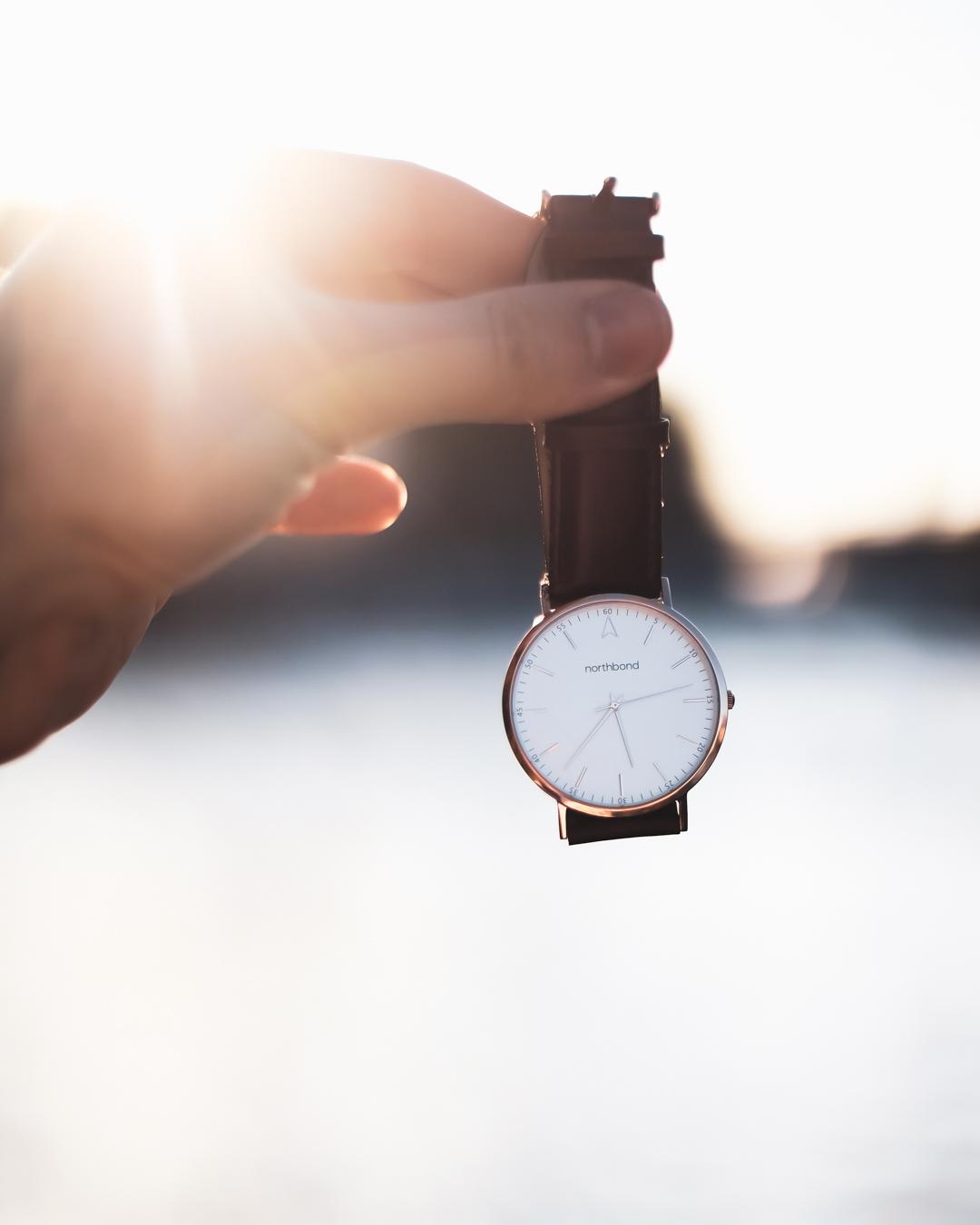 scandinavian design watch